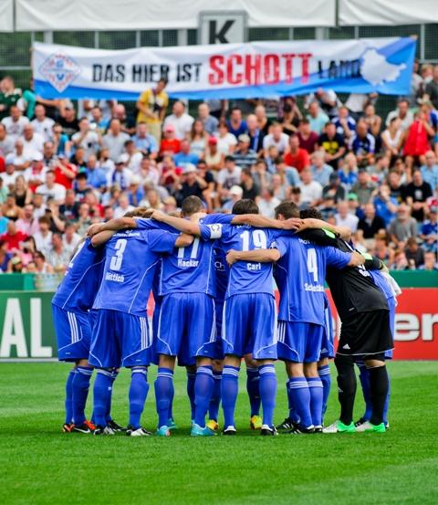 Sv Schott Jena Fußball