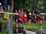 1. Wettkampf am Rasenmühlenwehr 2015